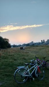 As the sun set over the Ziggurats, the event drew to a close